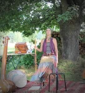 Hombeline, Concert femmes troubadours et voix chamanes